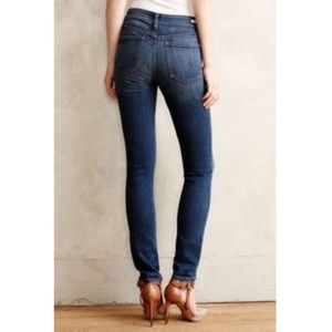 Anthropologie Pilcro Fit/Stet Ankle Jean 29 x 30.5